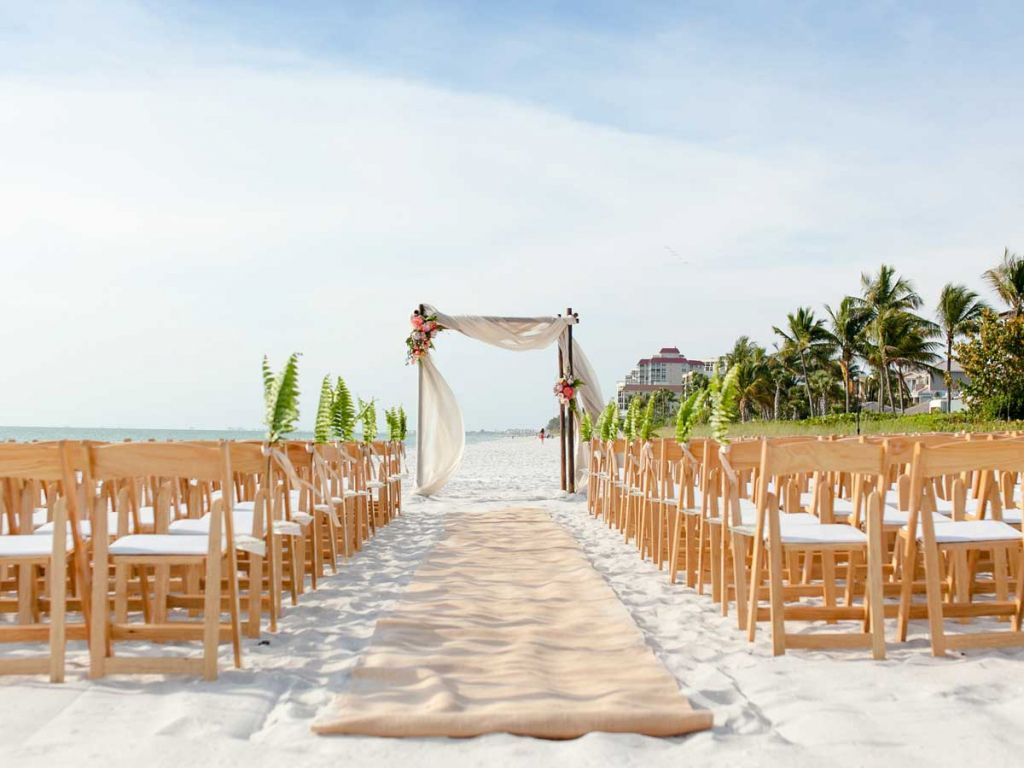 Naples FL Beach Wedding Packages Receptions Halls in