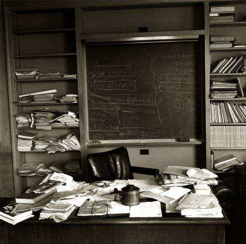 The Day Einstein Died: Unpublished LIFE Magazine Photos, Princeton, New Jersey, April 18, 1955 - LIFE
