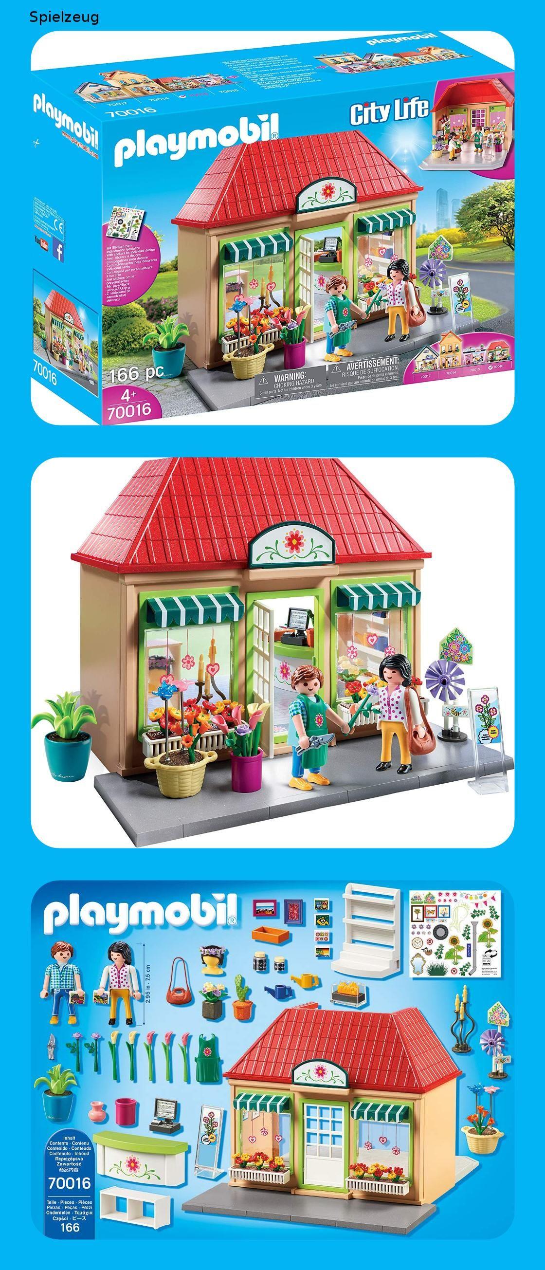 34 Billiger Von 24 15 Auf 15 75 Playmobil City Life 70016 Mein Blumenladen Ab 4 Jahren In 2020 Blumenladen Playmobil Blumen