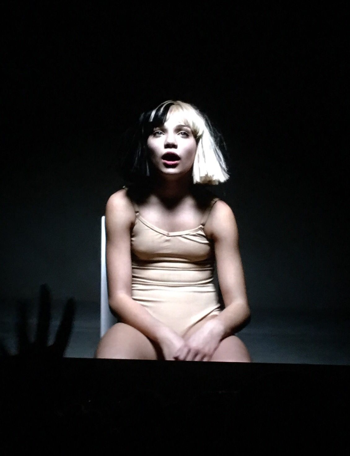 Maddie Ziegler, a 13 year old performer on TV show \