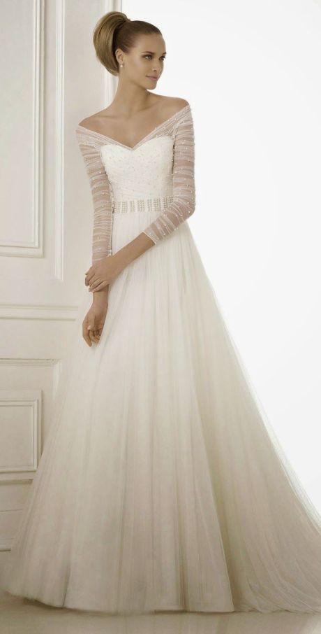 Vestiti Da Sposa Over 50.10 Wedding Gowns Perfect For Women Over 50 Abiti Da Sposa Abiti