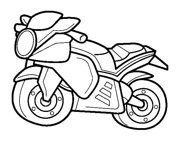 Dibujos Para Calcar Buscar Con Google Moto Para Colorear Moto Para Pintar Motos Dibujos