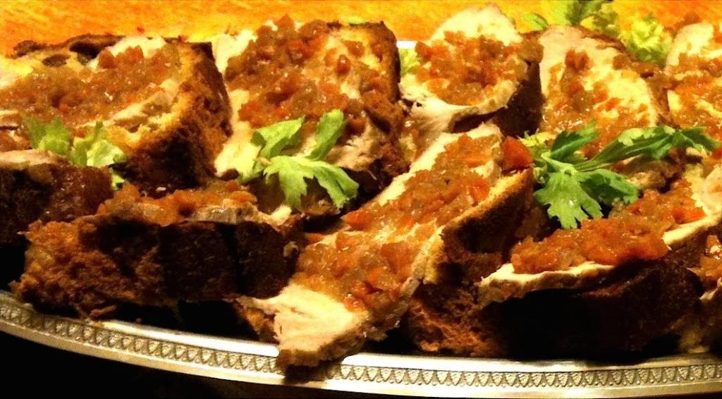 Lonza di maiale al Chinotto (con Panettone Loison al Chinotto) - Insolito Panettone
