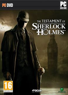 Download Free The Testament Of Sherlock Holmes Action Game From This Website Here Everyone Can Read Com Sherlock Holmes Sherlock Adventures Of Sherlock Holmes