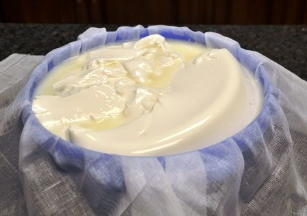 Make your own Cream Cheese. Made from whole milk and it can be frozen for storage.