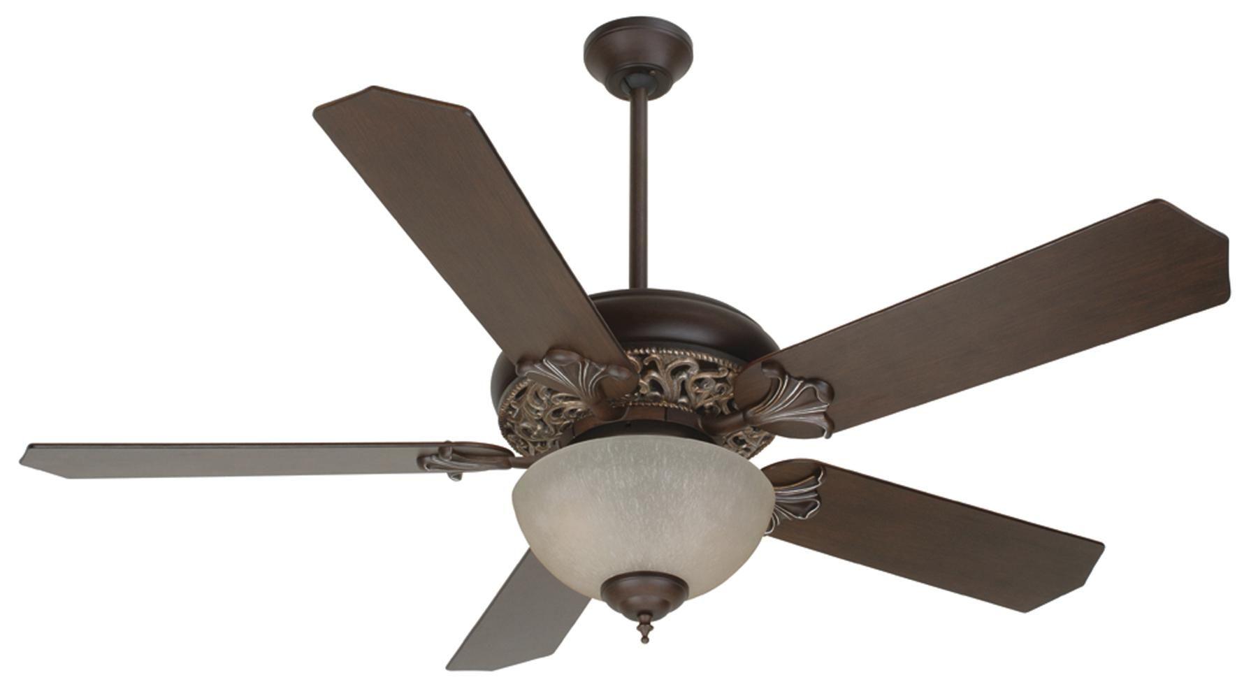 Take Down Remove Hampton Bay Ceiling Fan Ac 552 4 Light Unit With