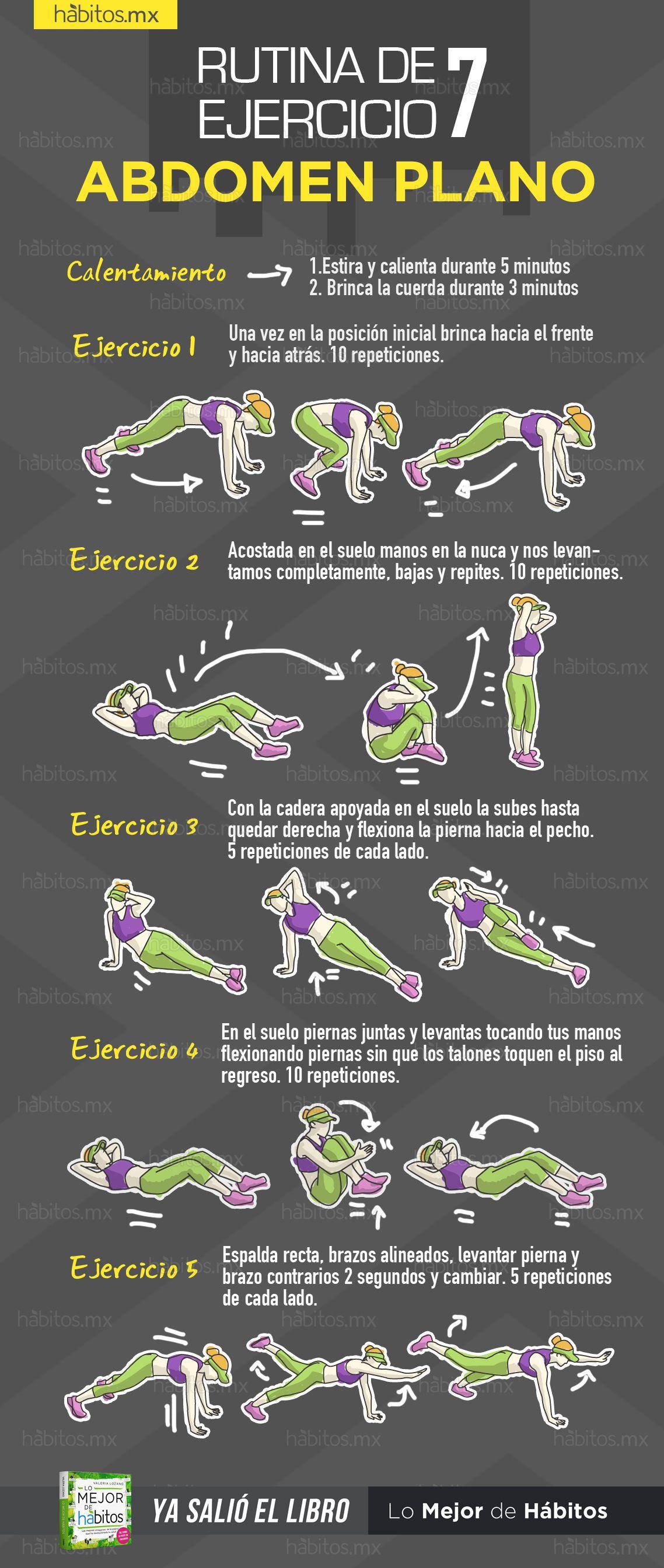 Rutina 7 Bikini Workout Fitness Body Fitness