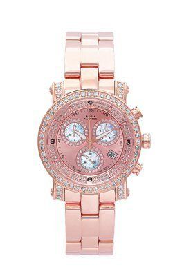 Aqua Master Men's or Women's Round Diamond Watch « Clothing Adds for your desire