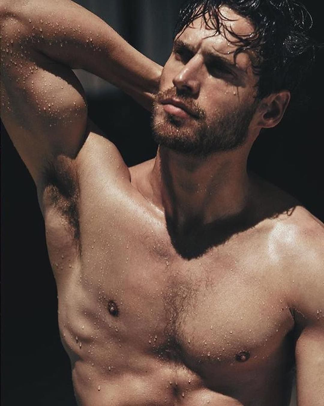 Simone Bredariol Italian Male Model Male Models Shirtless Male