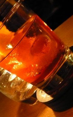 Jameson Old Fashioned.