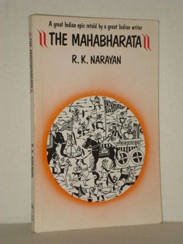 Hindu Books and Stories; 'The Mahabharata': The Great Indian Epic by R.K Nara; Hindu Folklore and Myths; New and used Books