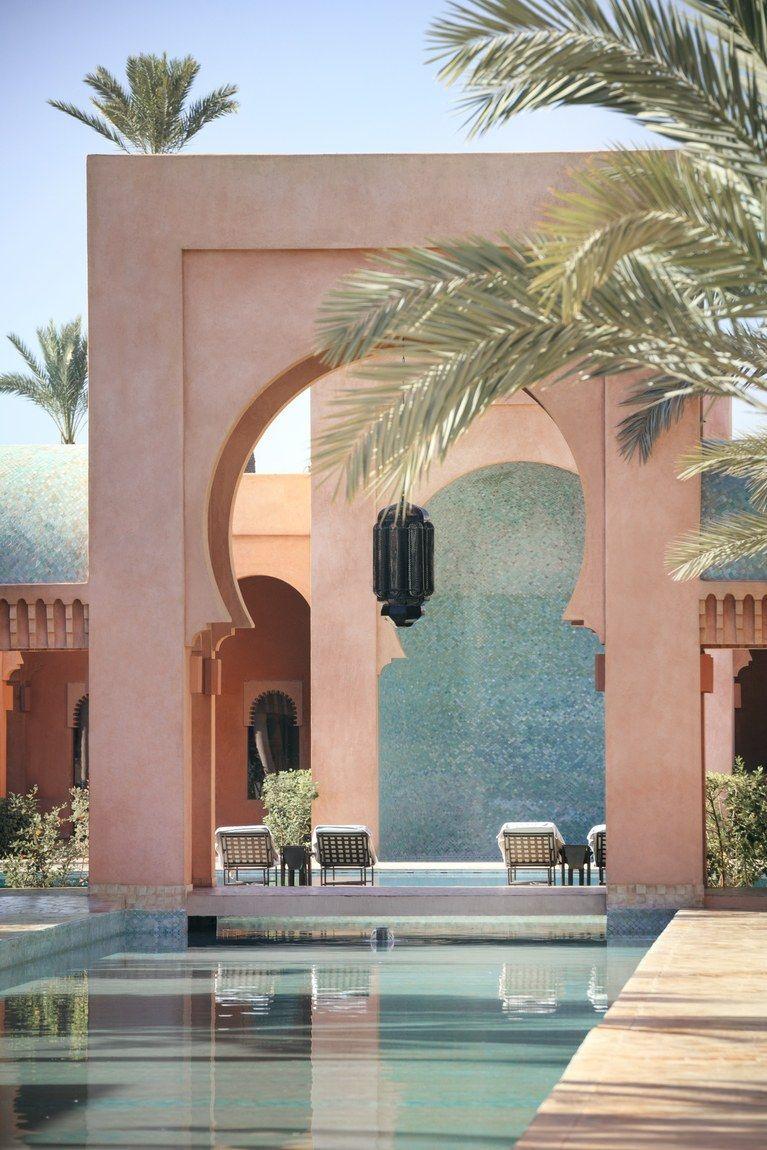 Amanjena, Marrakech, Morocco - Hotel Review - Condé Nast Traveler