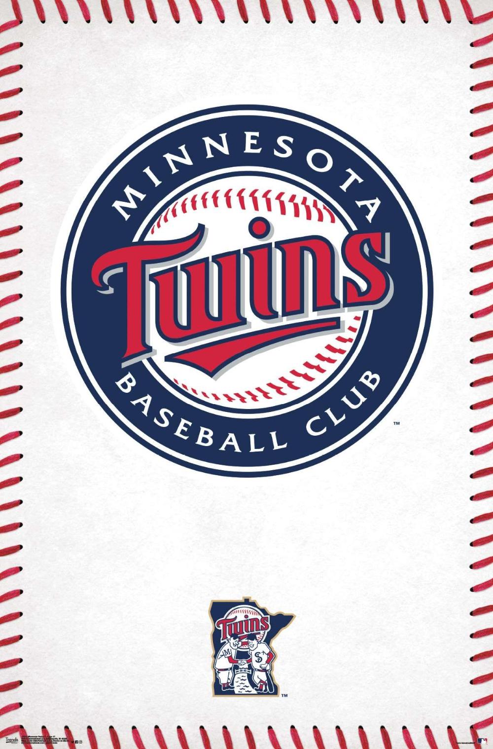Mlb Minnesota Twins Logo In 2020 Minnesota Twins Red Sox World Series Logos