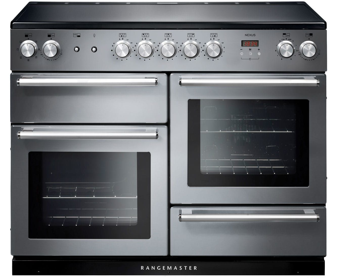 rangemaster nexus nex110eiss c 110cm electric range cooker. Black Bedroom Furniture Sets. Home Design Ideas