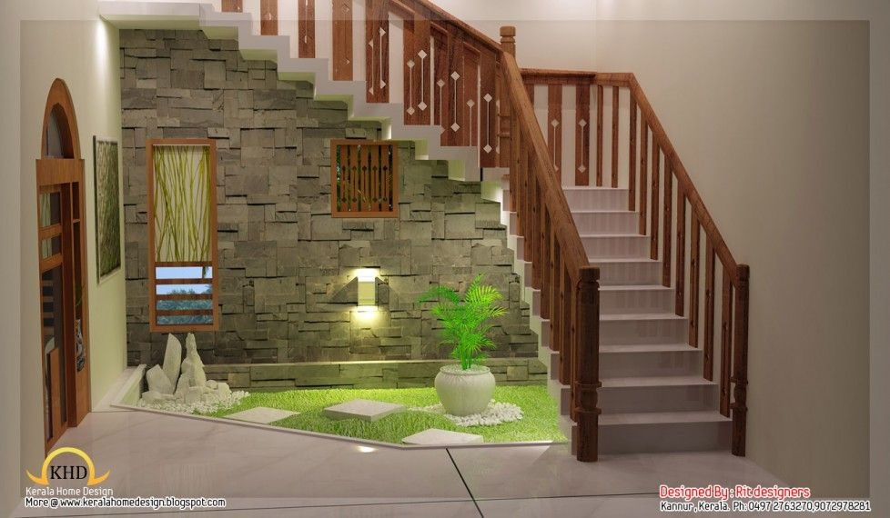 Download Inspirational Fresh House With Small Indoor Garden Under