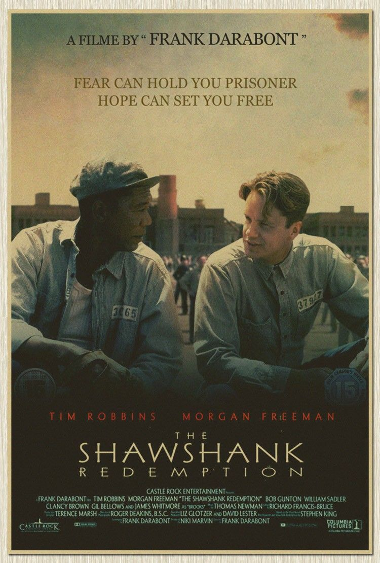 shawshank redemption by frank darabont 2 essay The shawshank redemption was directed by frank darabont based on the nove rita hayworth and shawshank redemption by author stephan king this movie was made in 1994 and this movie was a 1994 motion picture adapted.