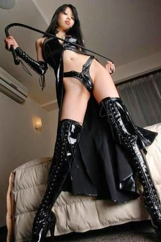 Boots are usually seen as a sign of empowerment for women - a symbol of  dominating women, tormentors and torturers. Boots worship i.