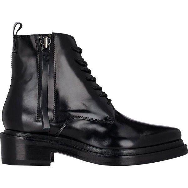 7ace949a58185 Acne Studios Spazzolato Linden Boots ($650) ❤ liked on Polyvore featuring  shoes, boots