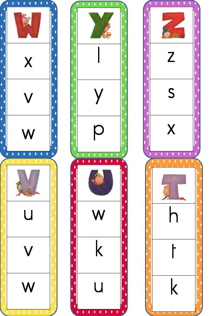 Jeu alphabet majuscule script alphabet pinterest - Lettres alphabet maternelle ...