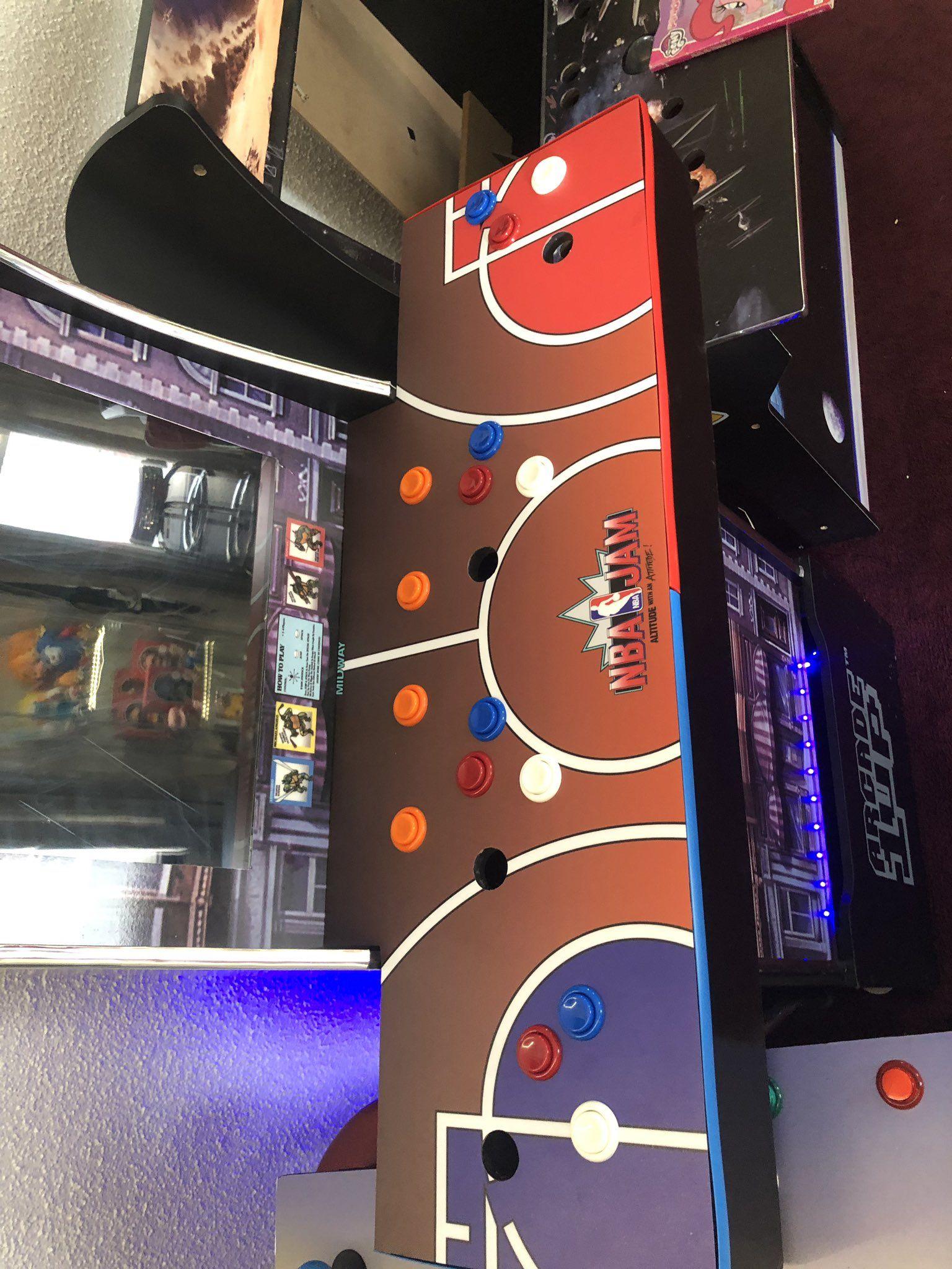 99livesarcade on | Arcade1up customization and more | Arcade games