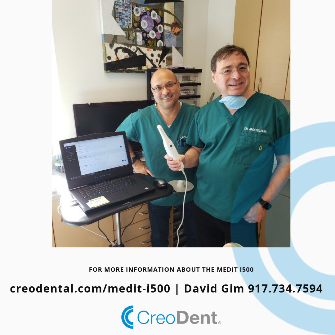 Set up Dr  Andrei Mark's (Central Park Oral Surgery in NYC