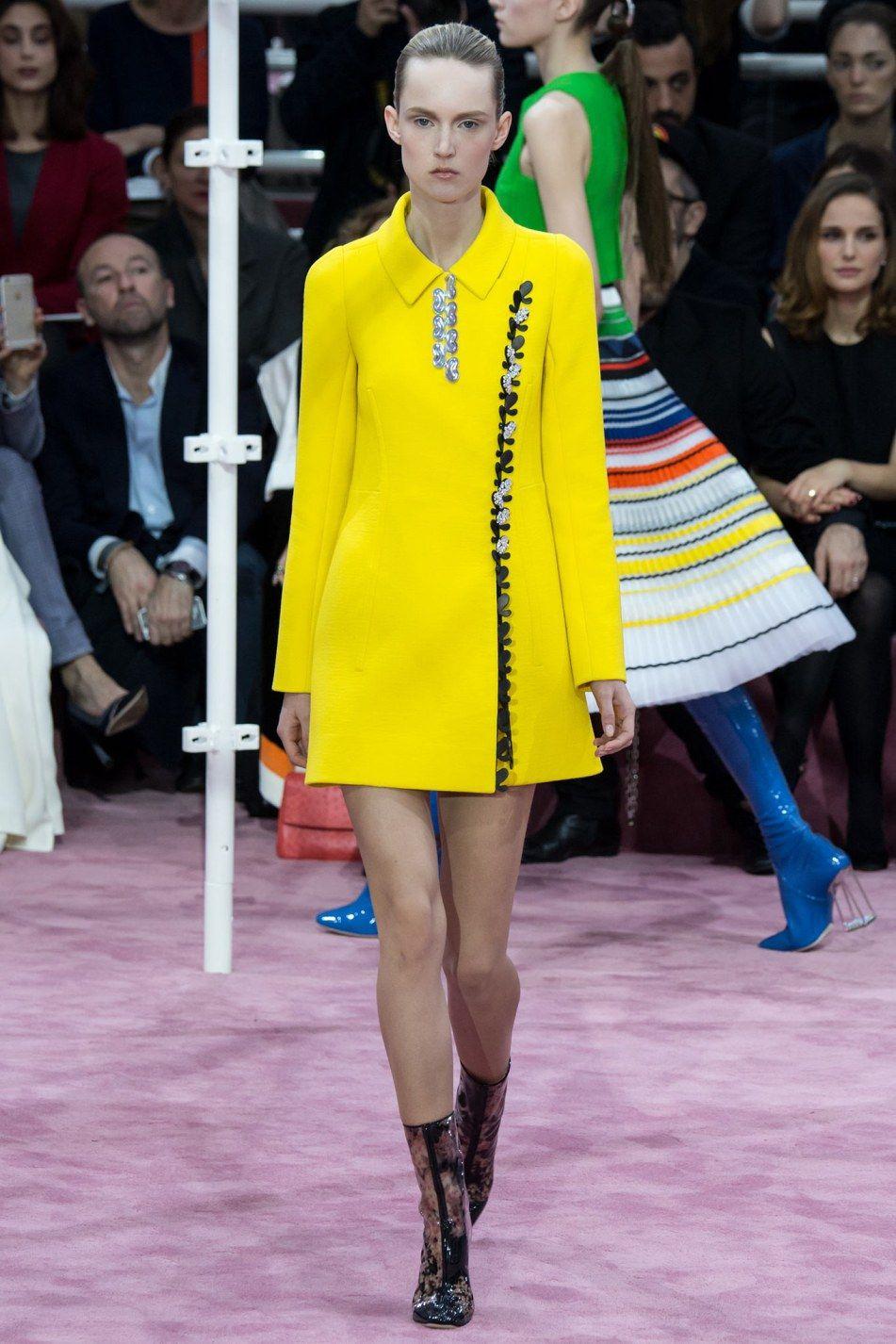 DIY Designer Love | Raf Simons |Christian Dior Couture SS15
