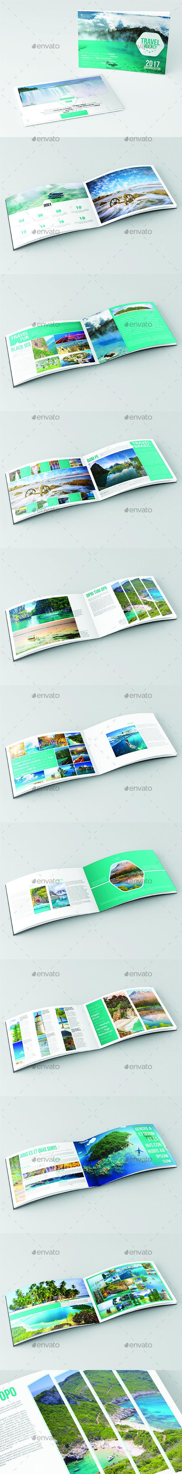 Travel Agency Catalog & Brochure | Comunicacion