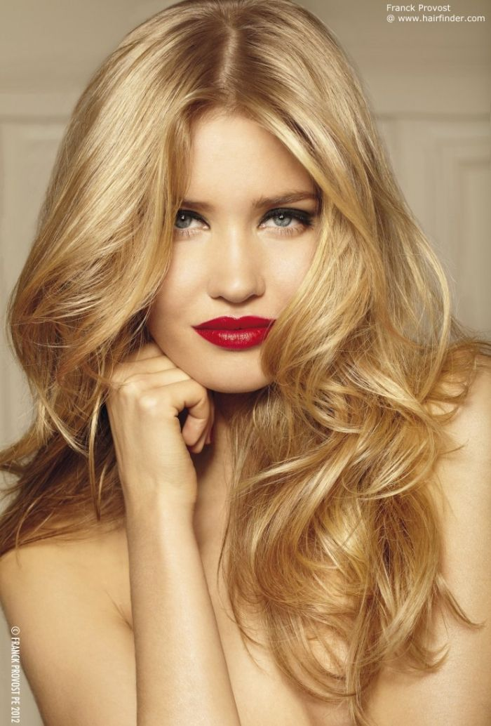 Try On Hairstyles Pleasing Hairstyles That Every Woman Should Try  Golden Blonde Blondes And