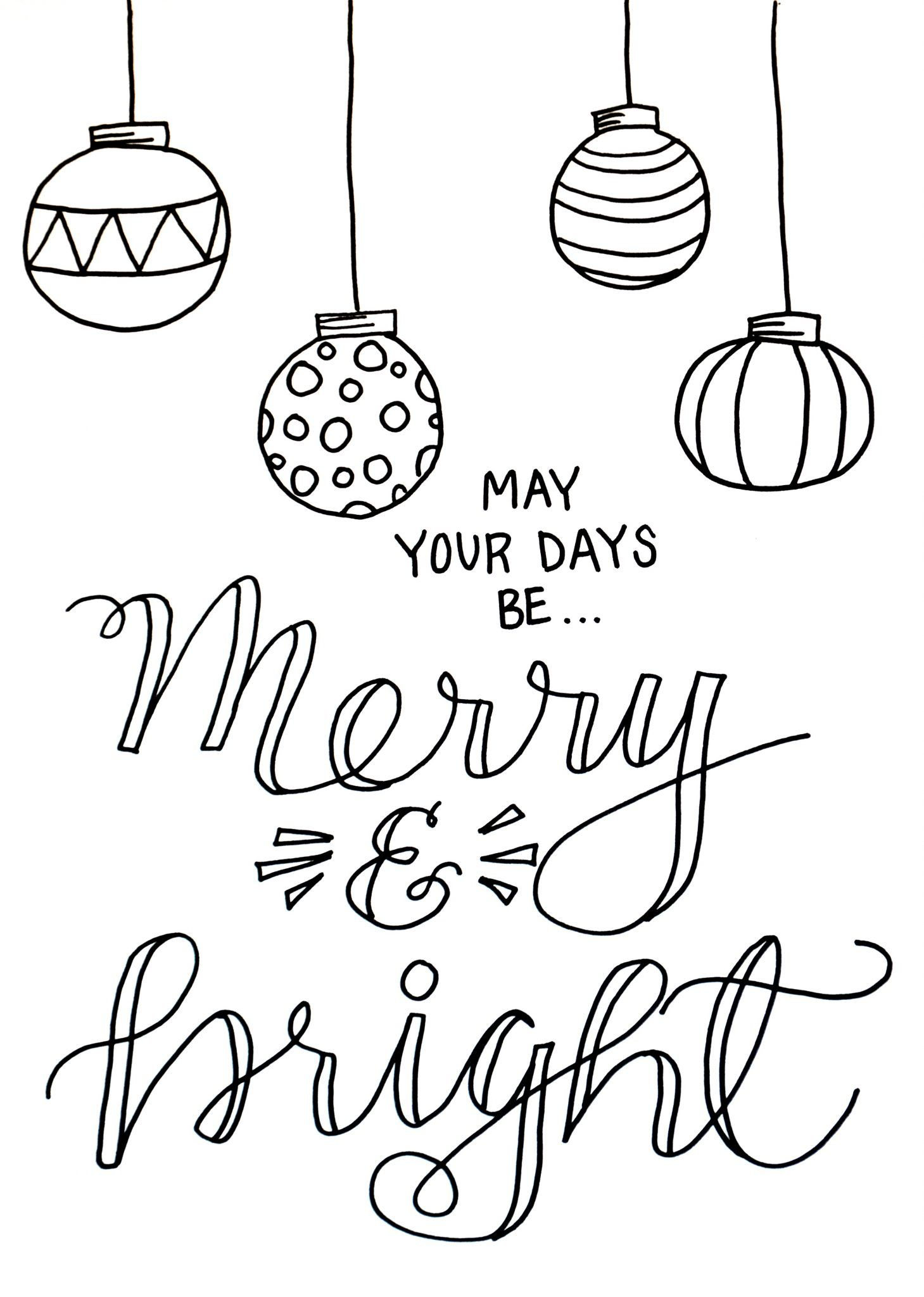 Merry Christmas Eve, friends! Today is actually the first of two big ...