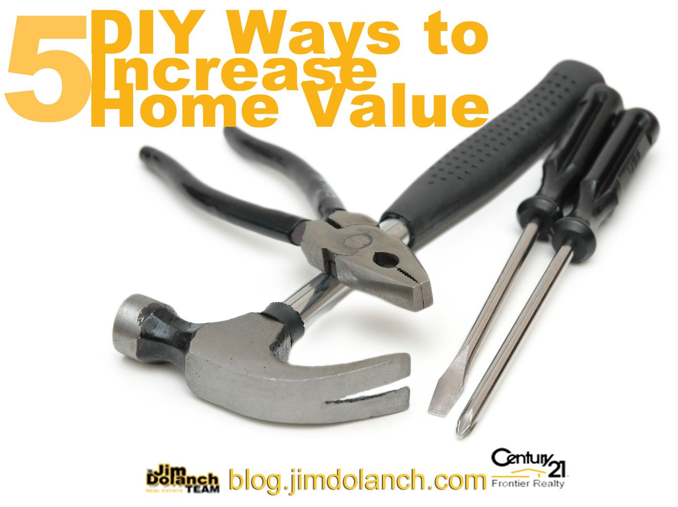 5 projects that increase home value.