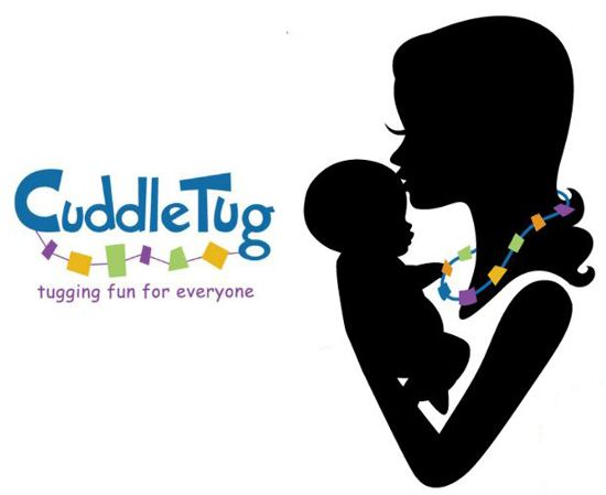 Baby Gift Logo : Cuddletug a great baby shower gift so versatile