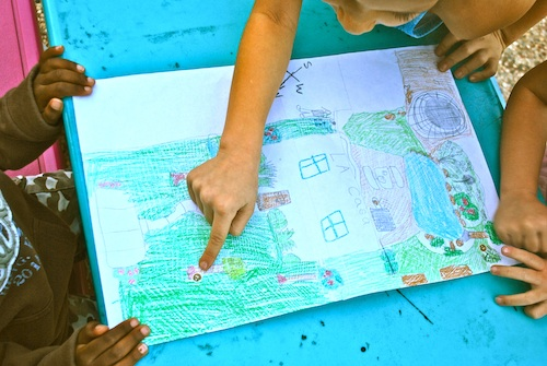 Geography for Kids  Map your Backyard for a Treasure Hunt    Map     Outdoor  fun geography for kids  get outdoors  make a map  and hold a  treasure hunt  Kids practice map reading skills and have fun with friends