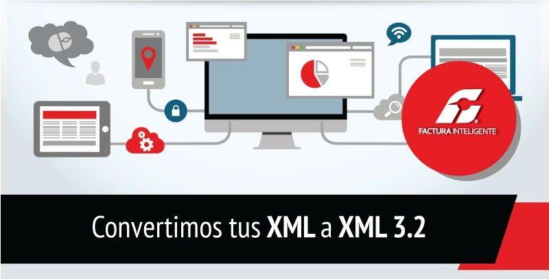No dejes de utilizar tu #ERP con nuestro servicio de conexión remota convertimos tus XML a XML V.2