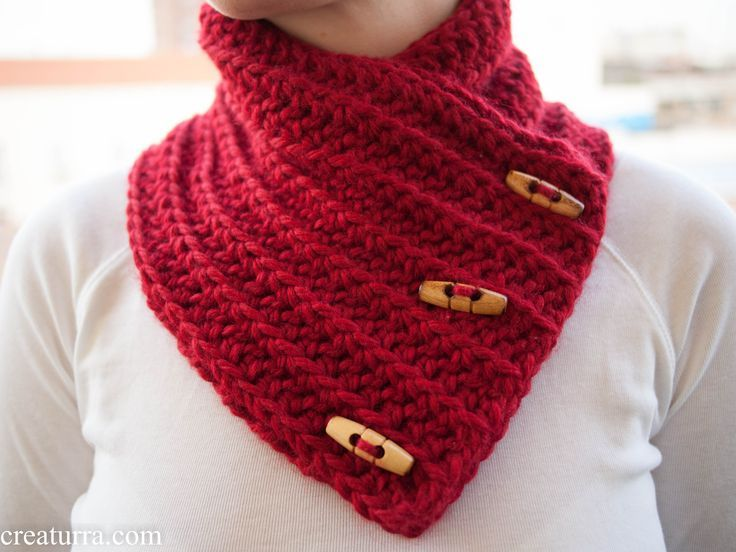 Bufandas tejidas para hombres - Imagui … | Puntadas…