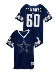 half off 4e72d 1c2ae Dallas Cowboys Boyfriend Jersey | The boys | Dallas cowboys ...