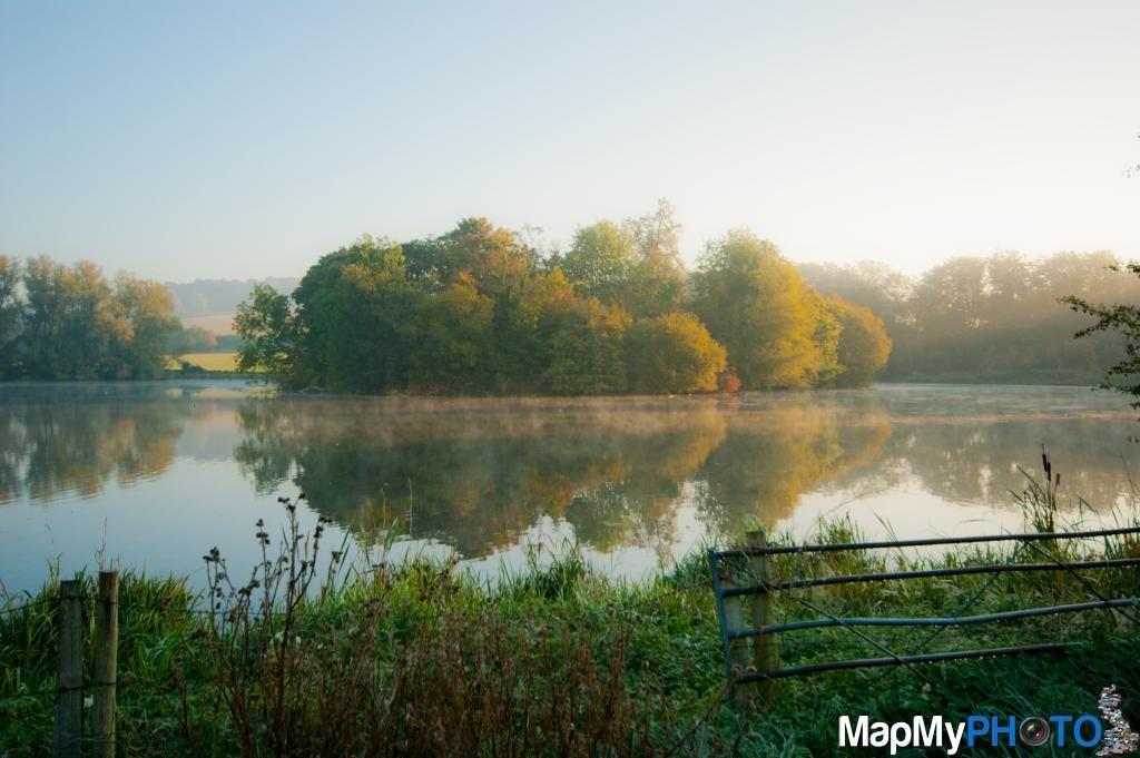 Shardeloes Lake