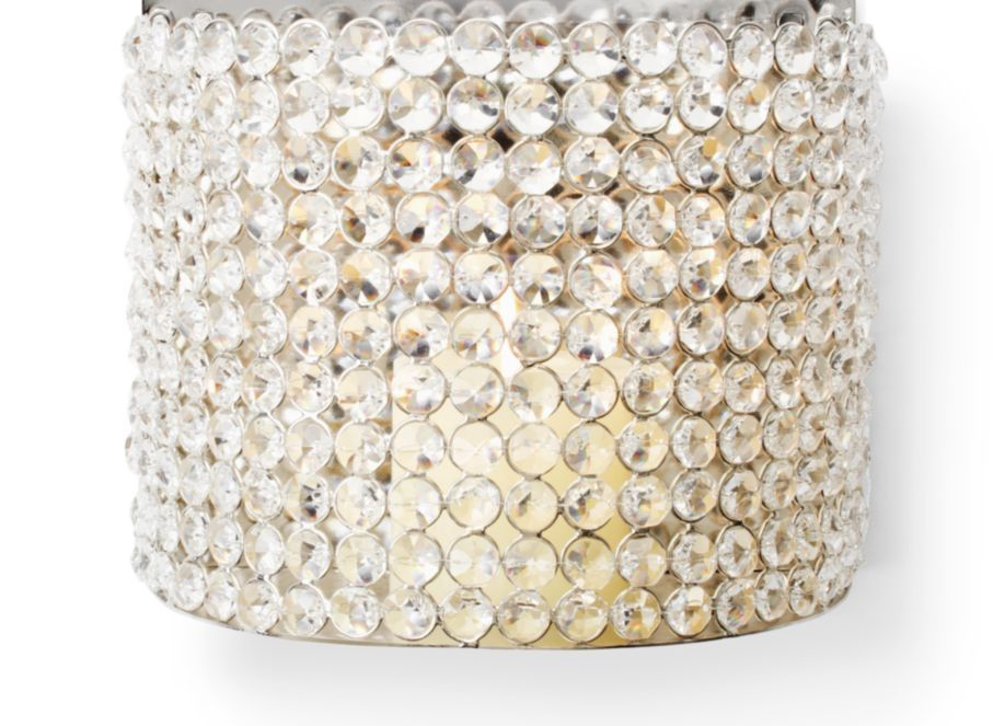 Bling Wall Sconce Candleholders Accessories Decor