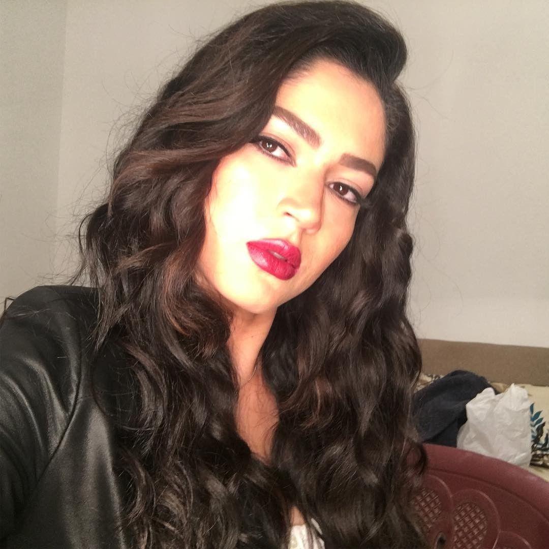 Egyptian Faces Nada Mussa Egyptian Actress Egyptian Actress Beauty Long Hair Styles