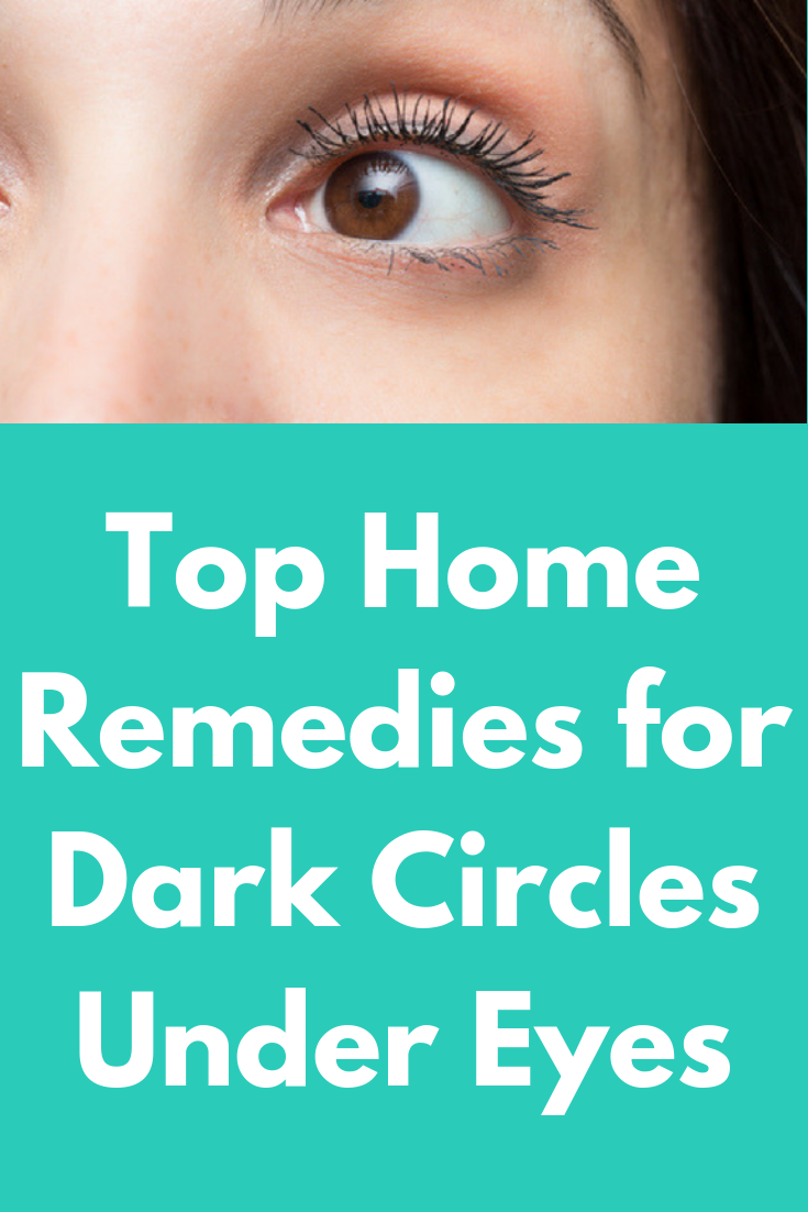 Top Home Remedies for Dark Circles Under Eyes Cucumber ...