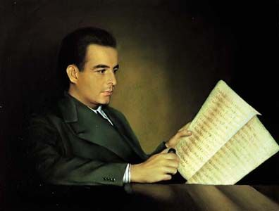 Samuel Barber- Composer: Albums, Pictures – Naxos Classical Music.