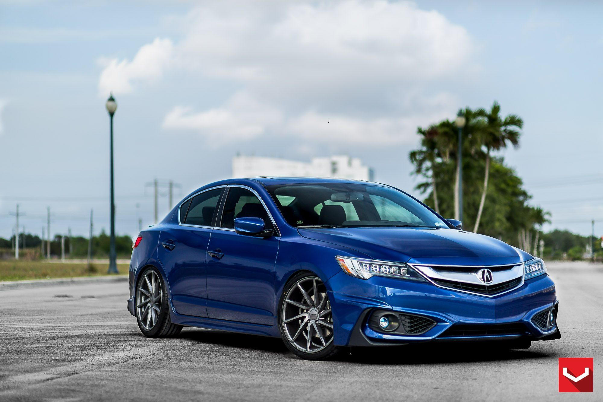 Luxury Acura Ilx On Vossen Performance Wheels Acura Ilx Performance Wheels Acura