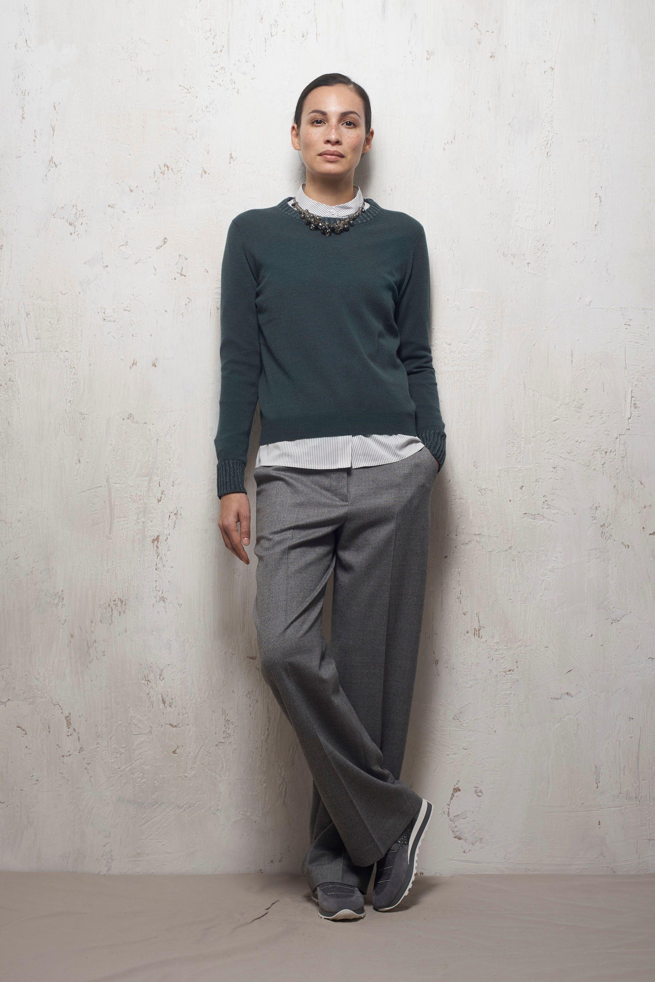 Photo of Peserico Milano Fashion Show – Pre-Collections Autumn-Winter 202 …