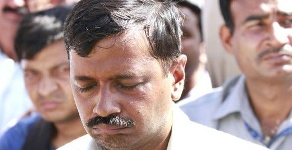 Arvind Kejriwal slapped again : Do people have a right to know the truth?