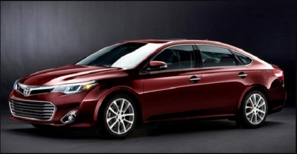2018 Toyota Avalon Concept And Review