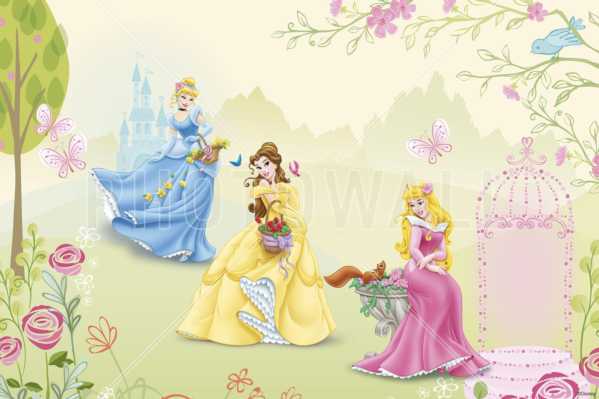 Princess Belle Wallpapers Wallpaper | HD Wallpapers | Pinterest | Hd ...