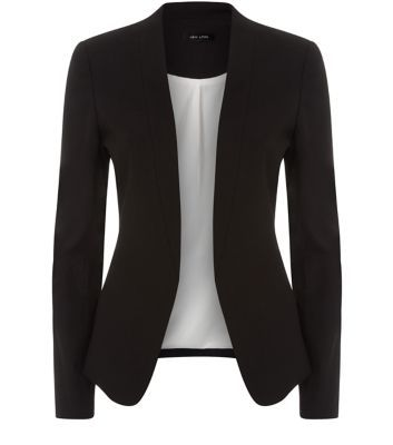 Womens Black Blazer Jacket