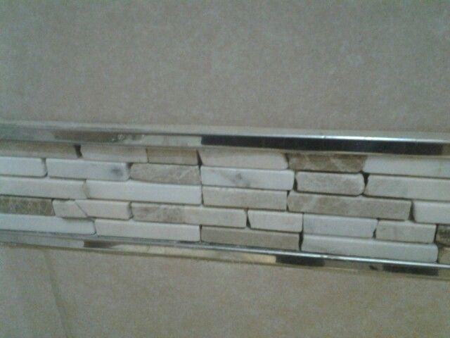 Guarda para el ba o bathroom pinterest ba os deco for Decoracion de banos con guardas verticales