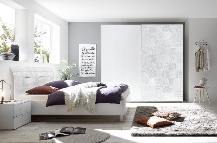 ▷ 1001 + tendances clés pour la peinture chambre adulte moderne en