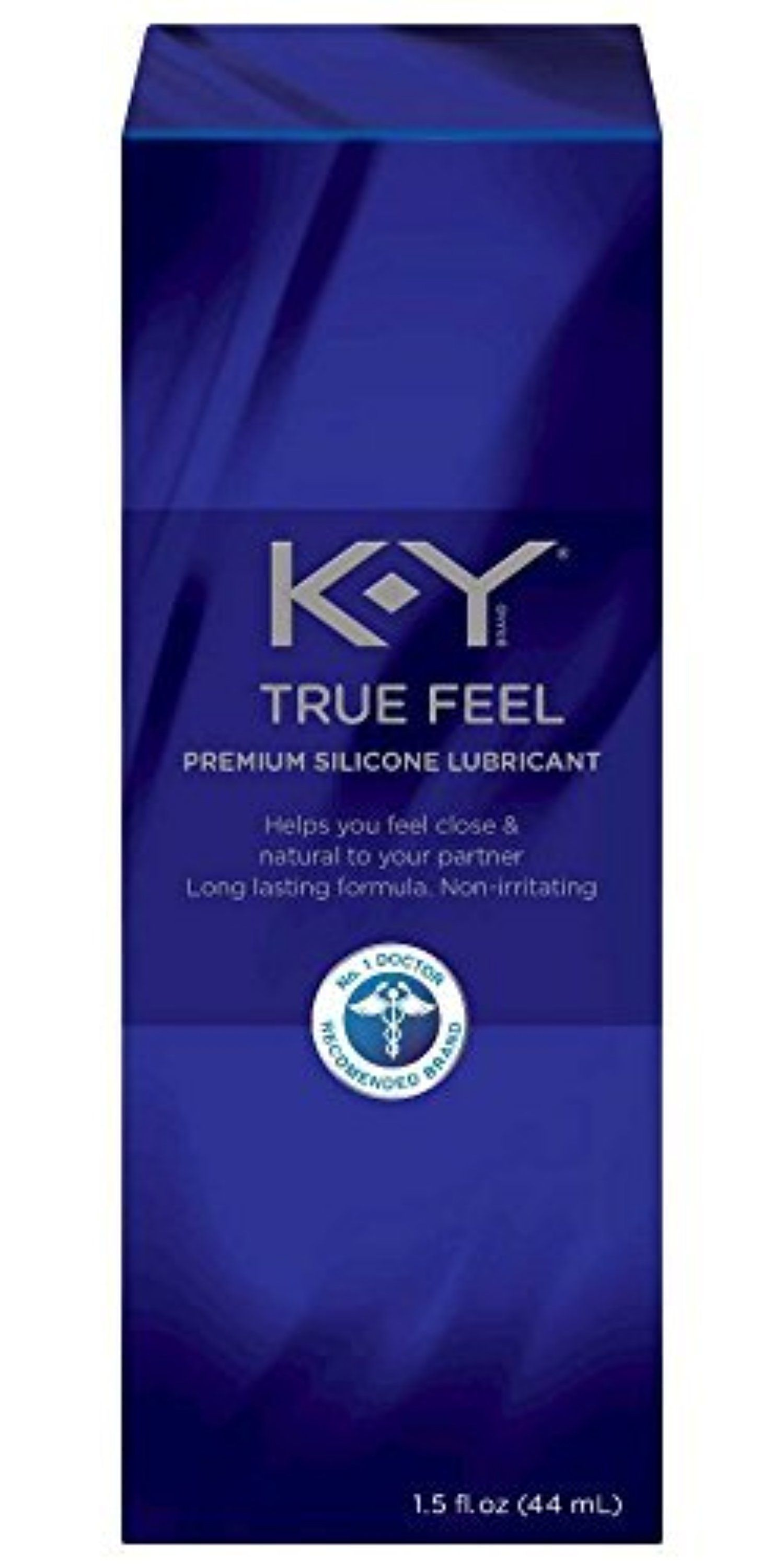 K-Y True Feel Premium Silicone Lube Long Lasting Personal Lubricant (1.5 Oz Bottle) by K-Y -- Awesome products selected by Anna Churchill