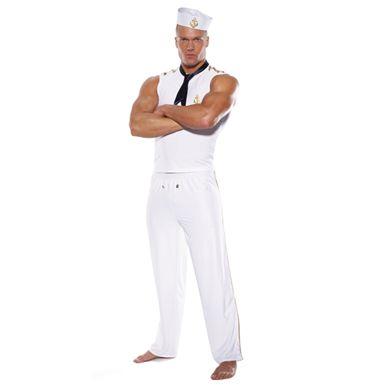 Mens sexy sailor costume